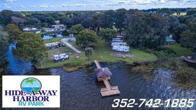 Mobile Home Park in Astatula FL