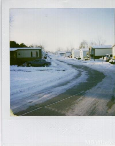 Mobile Home Park in Muscatine IA