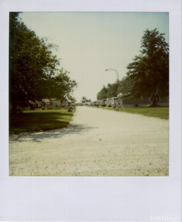 Spring Creek Village Mobile Home Park in Oskaloosa, IA