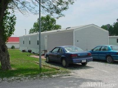 Mobile Home Park in Oxford IA