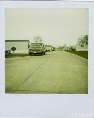 Mobile Home Park in Baxter IA