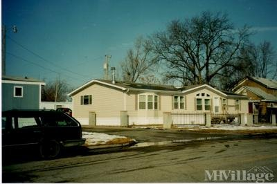 Mobile Home Park in Council Bluffs IA