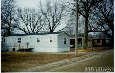 Mobile Home Park in Hull IA