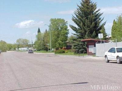 Mobile Home Park in Idaho Falls ID
