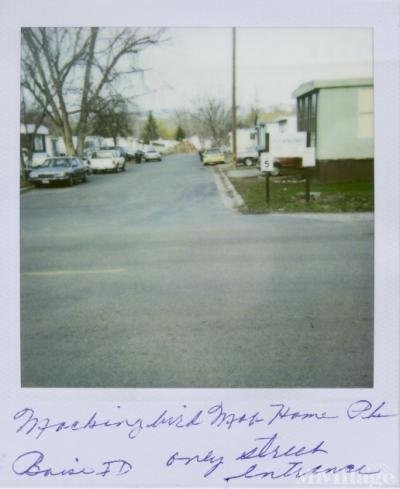 Mobile Home Park in Boise ID