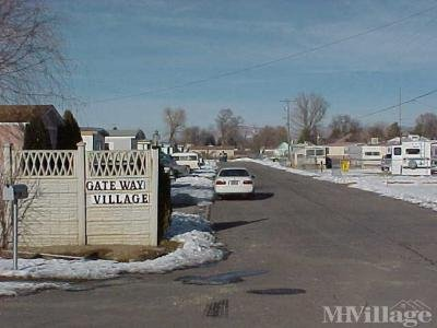 Mobile Home Park in Franklin ID