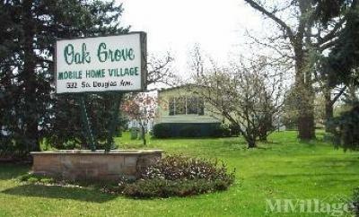 Mobile Home Park in Montgomery IL