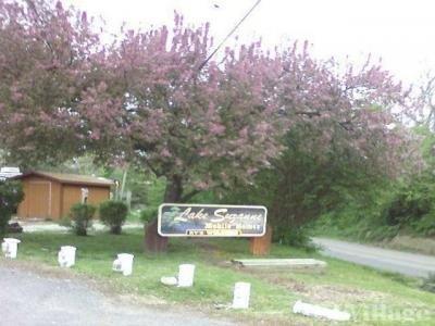 Mobile Home Park in Shiloh IL