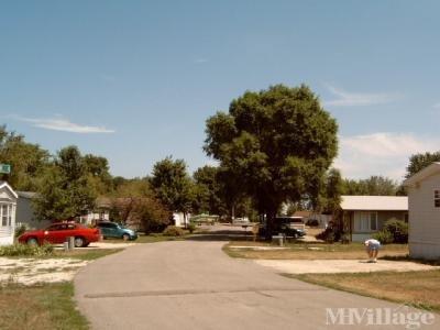 Mobile Home Park in Lyndon IL