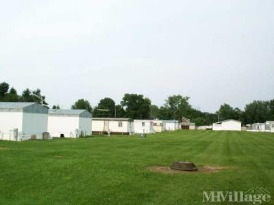 Mobile Home Park in Andrews IN