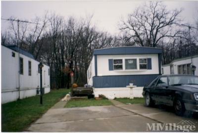 Mobile Home Park in Cedar Lake IN
