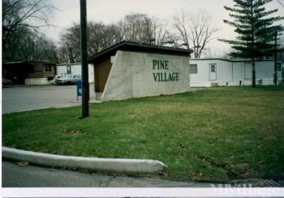 Mobile Home Park in Hobart IN
