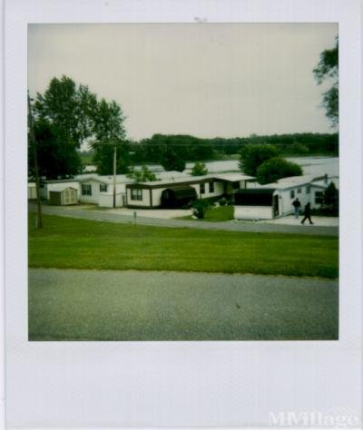 Mobile Home Park in Angola IN