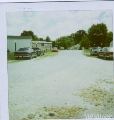 Mobile Home Park in Warren IN