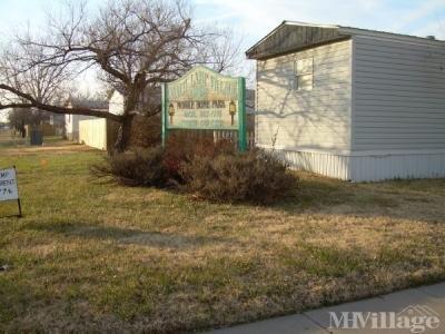 Mobile Home Park in Hutchinson KS