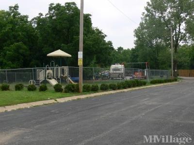 playground/storage lot