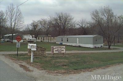 Mobile Home Park in Meriden KS