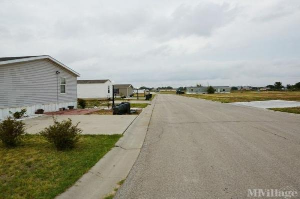 Prairie Wind Manufactured Housing Community Mobile Home Park in Garden City, KS