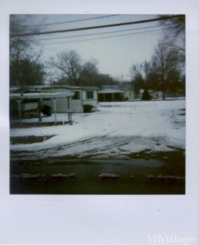 Mobile Home Park in Haven KS