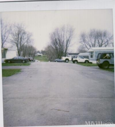 Mobile Home Park in Cynthiana KY