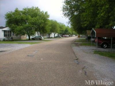 Mobile Home Park in Opelousas LA