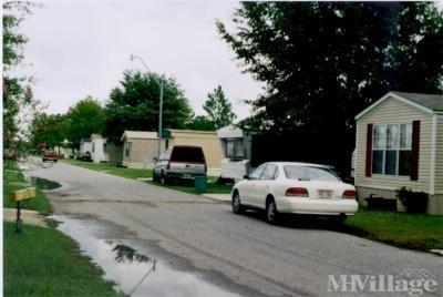 Mobile Home Park in Lake Charles LA