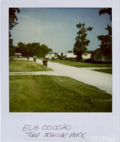 Mobile Home Park in Patterson LA