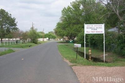 South Bossier Mobile Home Park
