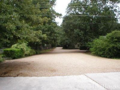 Mobile Home Park in Denham Springs LA