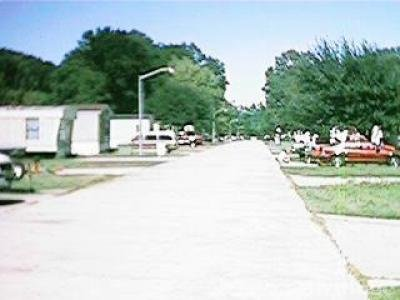 Mobile Home Park in Zachary LA