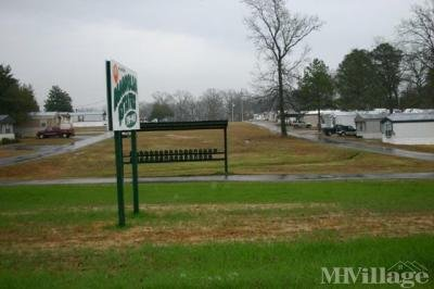 Mobile Home Park in West Monroe LA