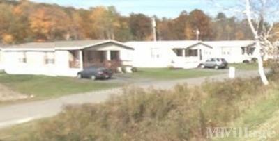 Mobile Home Park in North Adams MA