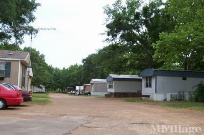 Mobile Home Park in Tyler TX