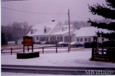 Mobile Home Park in Plainville MA