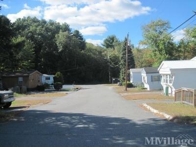 Mobile Home Park in North Billerica MA
