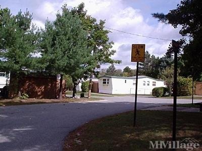 Mobile Home Park in Bedford MA
