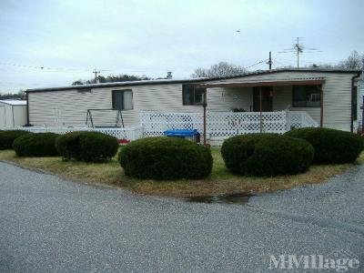 Mobile Home Park in Millersville MD