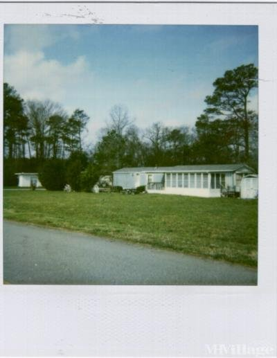 Mobile Home Park in Bishopville MD