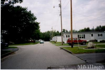 Mobile Home Park in Lisbon Falls ME