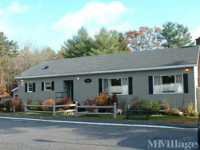 Mobile Home Park in Gorham ME
