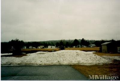 Mobile Home Park in Millinocket ME