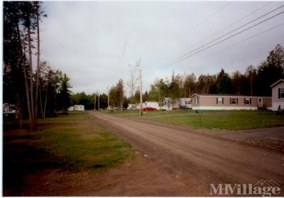 Mobile Home Park in Glenburn ME