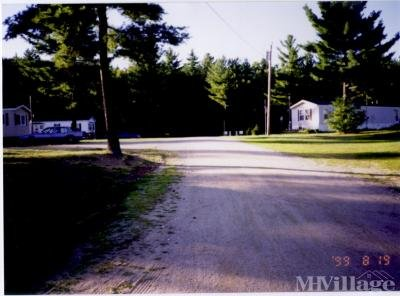 Mobile Home Park in Canton ME