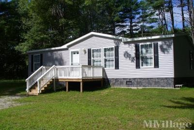 Mobile Home Park in Winthrop ME