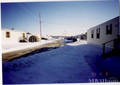Mobile Home Park in Pittsfield ME