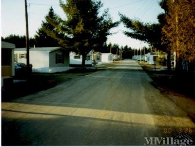 Mobile Home Park in Skowhegan ME