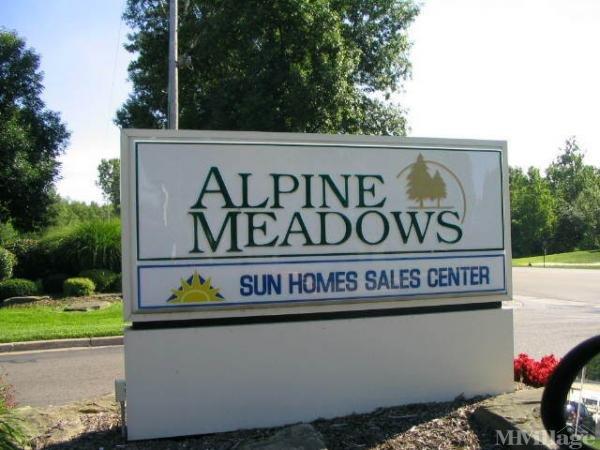 Alpine Meadows Mobile Home Park in Grand Rapids, MI