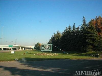 Mobile Home Park in Lincoln Park MI