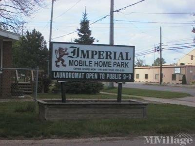 Mobile Home Park in Grand Ledge MI