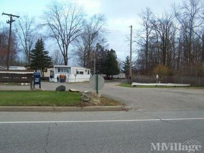 Mobile Home Park in Washington MI